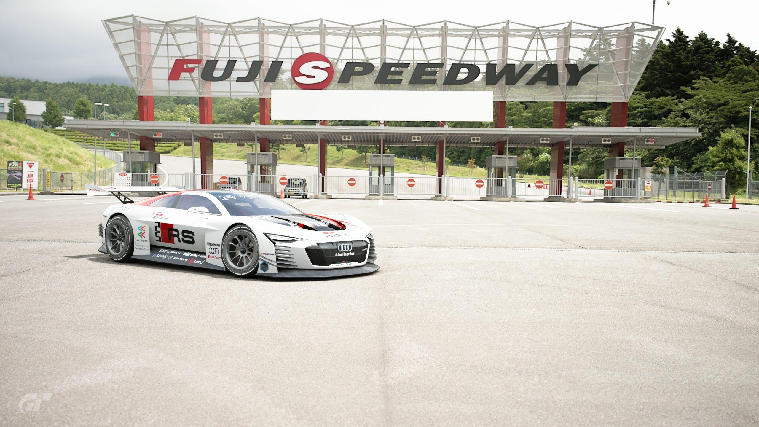 Audi e-tronVGT